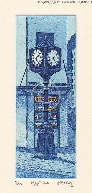 High Time -- (c) Laurie Ferguson Craig