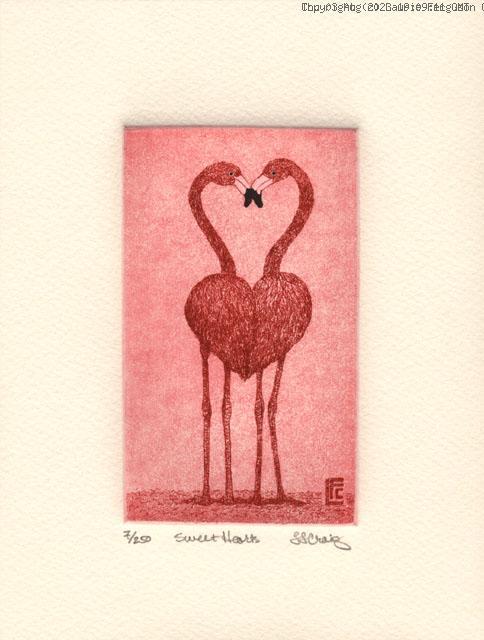 Sweet Hearts -- (c) Laurie Ferguson Craig