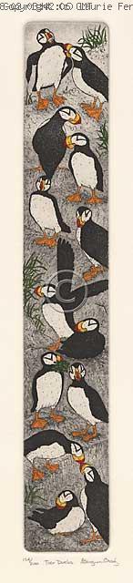 Tier Ducks -- (c) Laurie Ferguson Craig